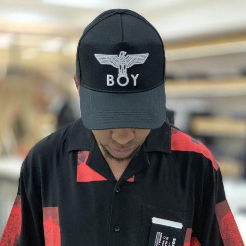 Hydraulics-stores-Boy-London-Cap