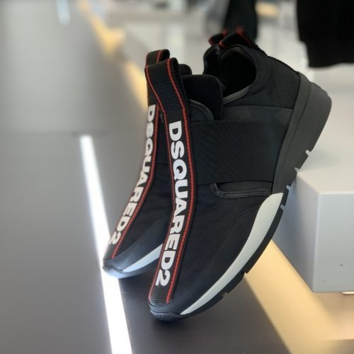 Hydraulics-stores-DSquared2-Sneaker